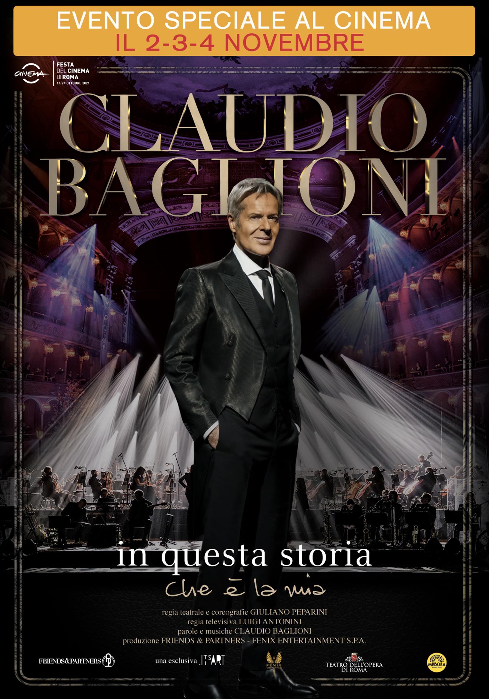 Claudio Baglioni - In questa storia che è la mia