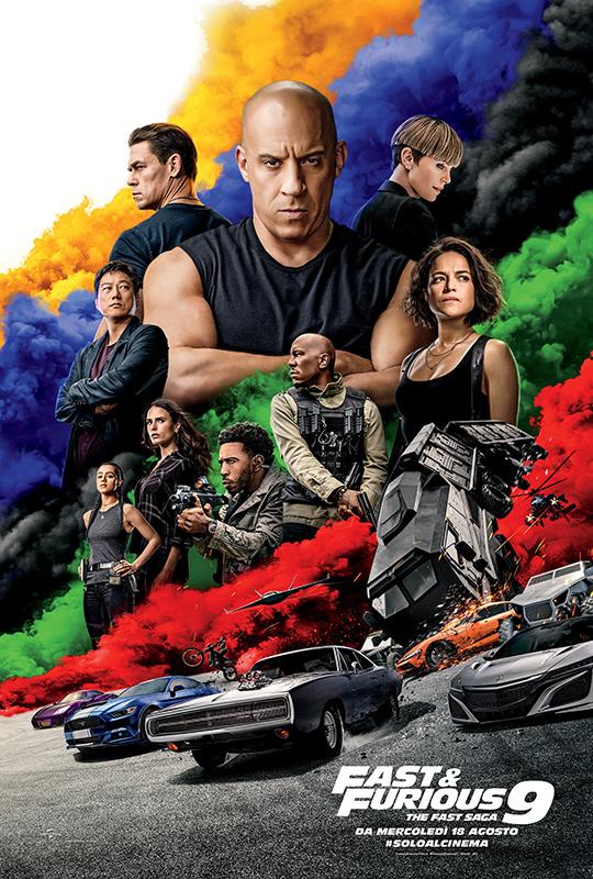Fast & Furious 9 - The Fast Saga